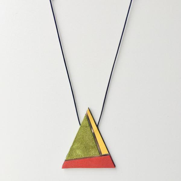 Tri Mosaic Necklace - Collar Mosico Tri